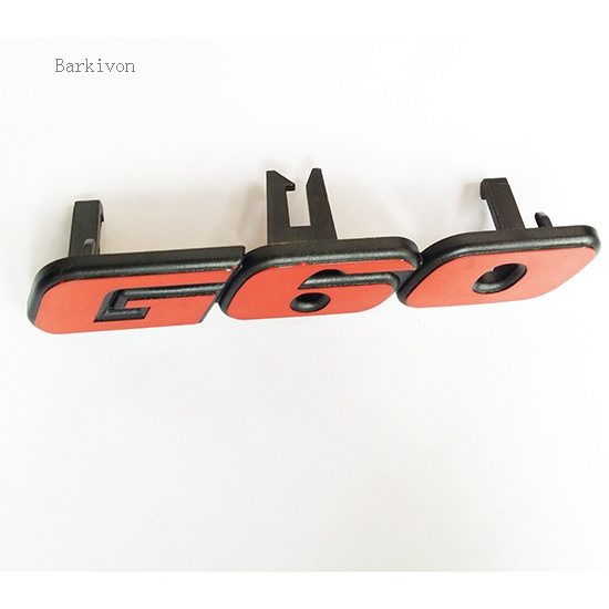 G60 car badge emblem