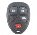 4 Button Remote Case for Buick Saturn Relay-3 Relay-2 Relay-1 Pontiac Montana GL8 for Chevrolet Uplander Key Shell Cover