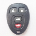 4 Button Remote Case for Chevrolet Impata Malibu for Buick Lucerne Pontiac G6 Solstice Key Shell Cover