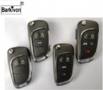 New 2 3 4 5 button chevrolet key shell