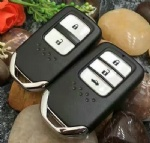 Honda 2 3 button remote key shell